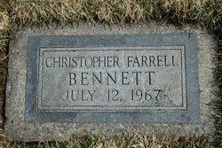 Christopher Farrell Bennett
