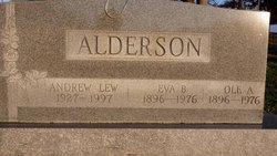 Ole Ansel Alderson