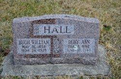 William Hugh Hall