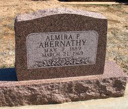 Almira <i>Purviance</i> Abernathy