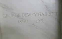 George Dewey Garrett