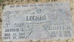 Albert Bachicha Lucero, Jr
