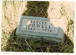 Frances Elizabeth Fanny <i>Guffey</i> Powell