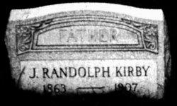 John Randolph Kirby, Sr
