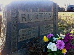 Emma Celestine <i>Hall</i> Burton