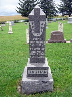 Frederick H F Bastian