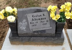 Evelyn <i>Vaughn</i> Adamson