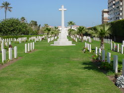 Port Said War Memorial Cemetery
