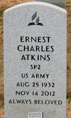 Spec Ernest Charles Atkins