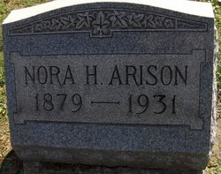 Nora H <i>Richey</i> Arison
