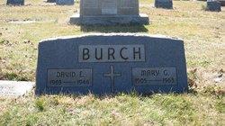 Mary Burch