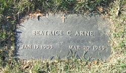 Beatrice C <i>Dale</i> Arne