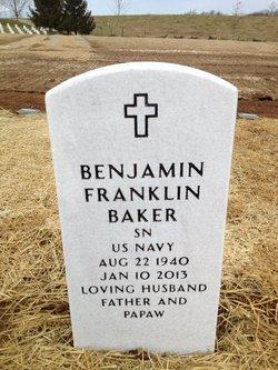 Benjamin Frank Frank Baker