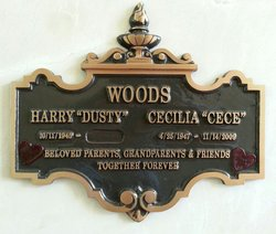 Cecilia Carmen Woods