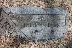 Helen Louise <i>Hoffman</i> Dean