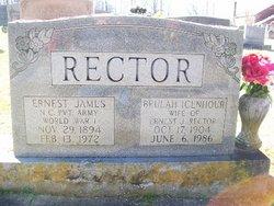 Ernest James Rector
