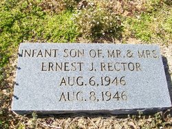 Infant Son Rector