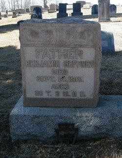 Pvt Benjamin Heffner