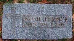Billie Ferrick