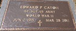 Edward Patrick Moose Caton