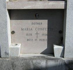 Maria <i>Angeli</i> Confetti