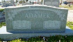 Ida C <i>Christ</i> Adamek