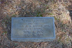 Jessie Louise Epting