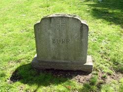 Annie <i>McGowan</i> Burr