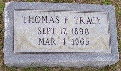 Thomas F Tracy