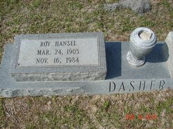 Roy Hansel Dasher