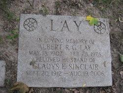 Gladys Evelyn <i>Sinclair</i> Lay