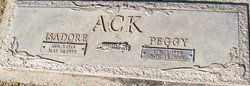 Isadore Ack