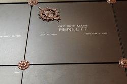 Inez Ruth <i>Moore</i> Bennett