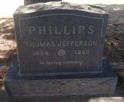 Thomas Jefferson Phillips
