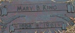Mary Mollie <i>Bender</i> King