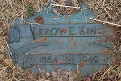 Leroy Edward King