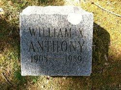 William X. Anthony