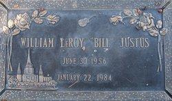 William LeRoy Bill Justus