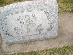 Agnes M. Buker