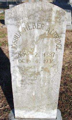 Joshua Heber Aldridge