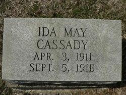 Ida May Cassady