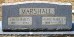 Mamie <i>Harriss</i> Marshall