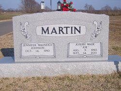 Jennifer Wauneice <i>Johnson</i> Martin