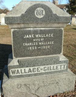 Jane <i>Knight</i> Wallace