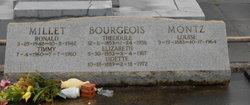 Elizabeth <i>Millet</i> Bourgeois