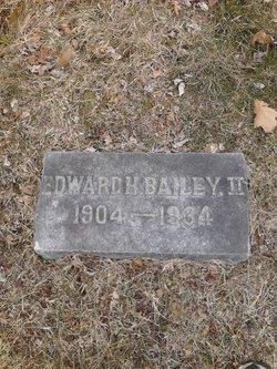 Edward Bailey, II