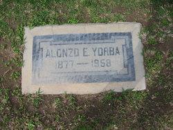 Alonzo Elio Yorba