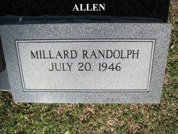 Millard Randolph Randy Allen, Jr