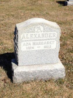 Ada Margaret Alexander