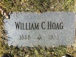 William C Hoag